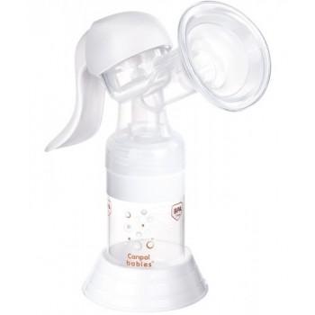 Ручной молокоотсос Basic - 12/205, Canpol babies, Польша