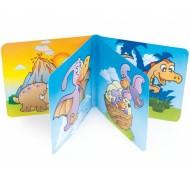 Книжка-игрушка мягкая пищалка Цветная ферма - 2/083