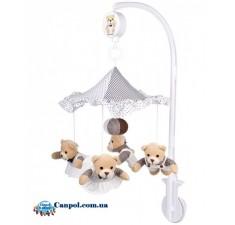 Карусель на кроватку Тедди - 2/374, Canpol Babies