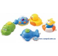Детские игрушки для купания Хоровод - 2/594, Canpol Babies