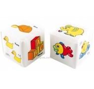 Игрушка-кубик с колокольчиком - 2/706
