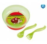Детский набор посуды - 21/300