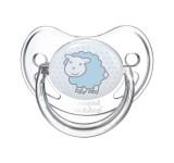 Пустышка силиконовая анатомическая 0-6 м Cutie (кьюти) - 22/511