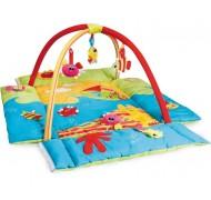 Коврик для развития ребенка Разноцветный океан - 68/030