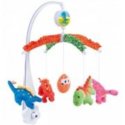 Мобайл с плюшевыми игрушками Дино - 71/002