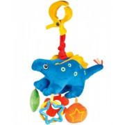 Вибрирующая игрушка Забавные динозавры - 71/003