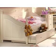 Кровать детская Алиса М с дополнительным спальным местом