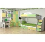 Детская комната Фреш грин