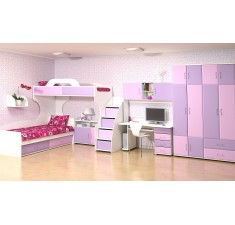 Комната для девочек Фреш бьюти