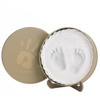 Круглая шкатулочка для слепка Беби Арт Мagic Box original (34120158)