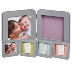 Рамка для фотографий Беби Арт Print Frame Grey (34120137)