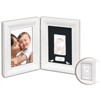Рамки для фото Беби Арт Print Frame white & black (34120067)