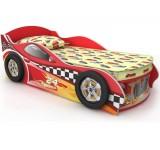 Детская кровать – машинка Briz красная Driver 4