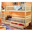 Двухъярусная детская кровать Олигарх