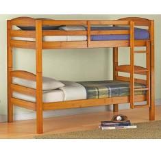 Двухярусная кровать Эльдорадо 36 с ящиками