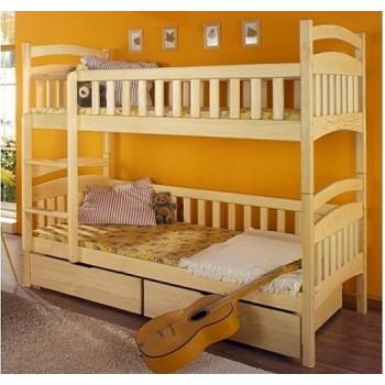Двухъярусная подростковая кровать Демьян