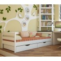 Подростковая кровать Камалия с ящиками