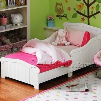 Детская кровать для девочки Белоснежка М