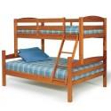 Детская двухярусная кровать Эльдорадо 12