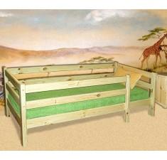 Одноярусная кровать Комфорт 2