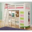 Двухъярусная детская кровать Гуффи