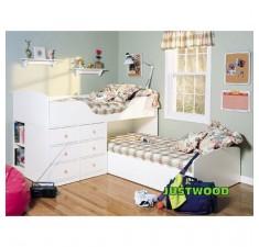 Двухярусная кровать Умка