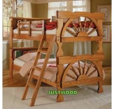 Детская кровать-трансформер Матроскин