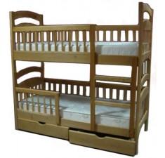 Двухъярусная кровать Карина Люкс премиум
