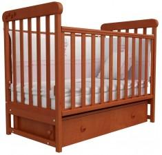 Кроватка детская Лапочка c маятником