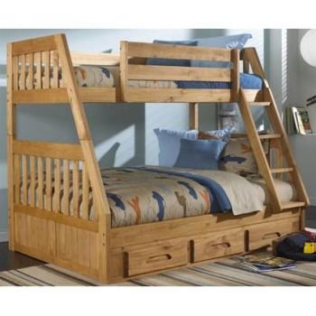 Двуярусная кровать Луизиана