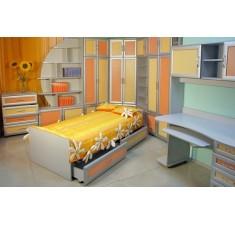 Детская комната Пионер вариант 1