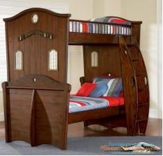 Детская двухярусная кровать Арго