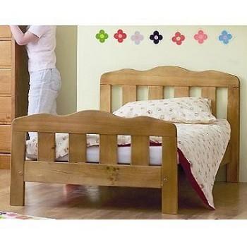Детская кровать Лепесток, ольха