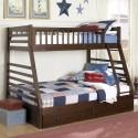 Двухъярусная кровать Монтана 2