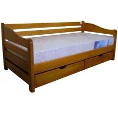 Детская кровать из ольхи Оскар