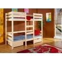 Детская двухъярусная кровать Селена