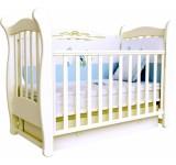 Кроватка детская Сказка слоновая кость