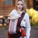 Эрго-рюкзак DLIGHT - Карамель, Love & Carry
