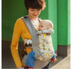 Эрго-рюкзак DLIGHT - Солнце, Love & Carry