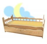 Детская кровать Астра