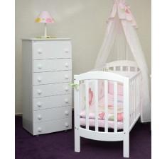 Кроватка детская Соня ЛД 10