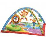 Гимнастический коврик для ребенка Остров обезьян