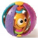 Игрушка-погремушка Радужный мяч Tiny love
