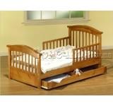 Подростковая кровать с бортиками Валетта М