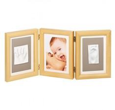 Рамка для фото Беби Арт Double Print Frame natural (34120071)
