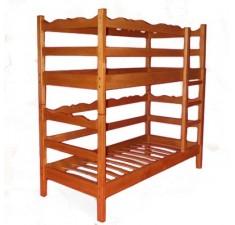 Двухъярусная детская кровать Дженни