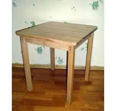 Детский столик из бука