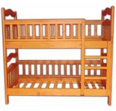 Подростковая двухъярусная кровать Мальвина