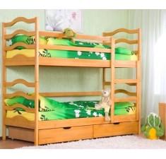 Детская двухъярусная кровать София